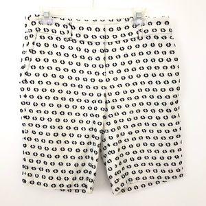 Ann Taylor Size 8 Devin Boardwalk Bermuda Shorts
